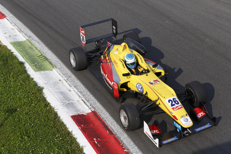 FIA FORMULA 3 EUROPEAN CHAMPIONSHIP 08
