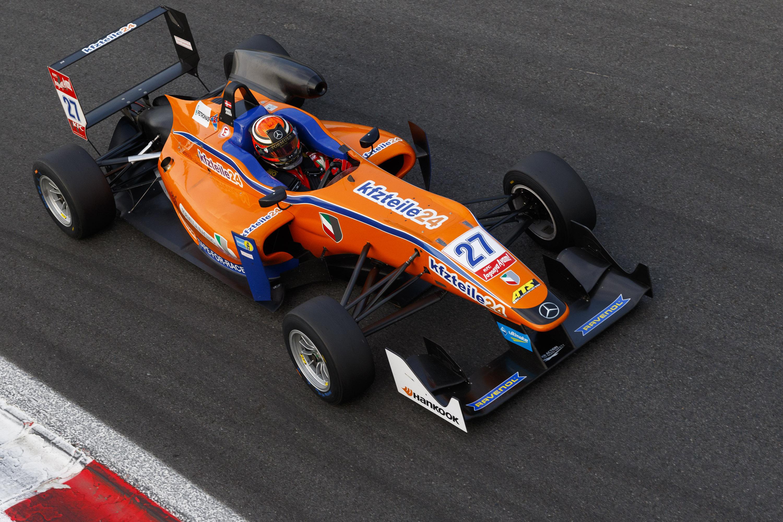 FIA FORMULA 3 EUROPEAN CHAMPIONSHIP 13