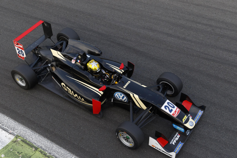 FIA FORMULA 3 EUROPEAN CHAMPIONSHIP 12