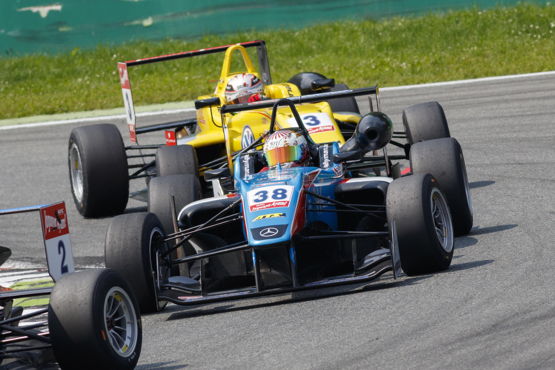 FIA FORMULA 3 EUROPEAN CHAMPIONSHIP 03