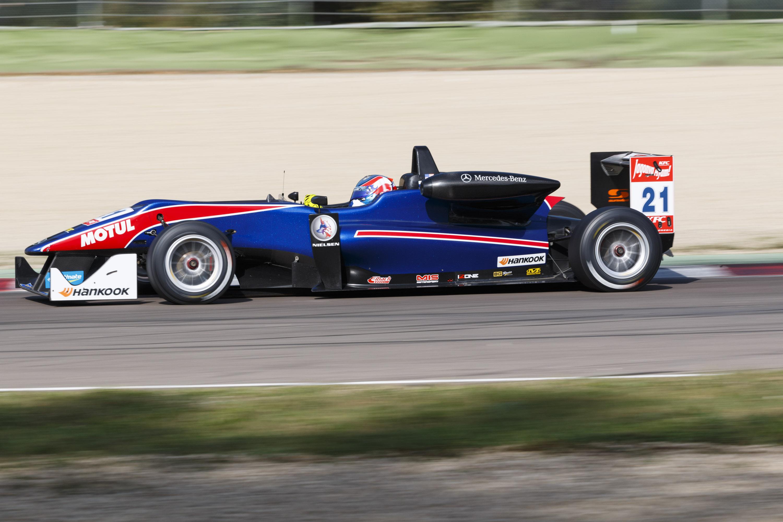 Fia Formula 3 European Championship  01