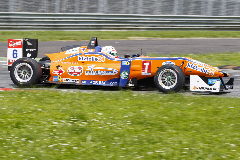 FIA FORMULA 3 EUROPEAN CHAMPIONSHIP 07