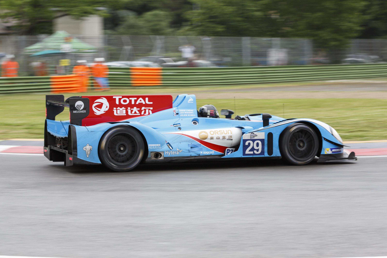 European Le Mans Series Imola 30