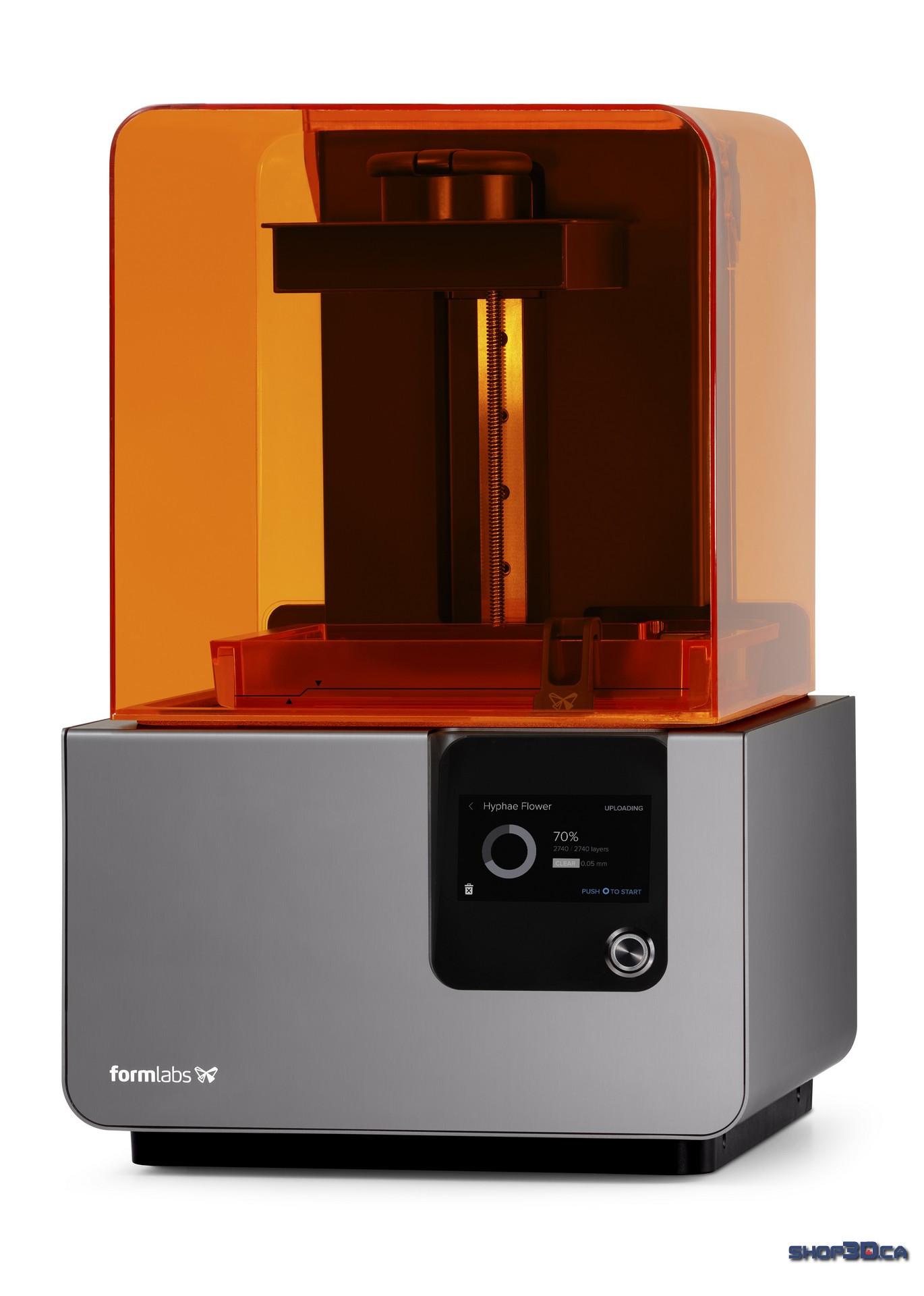 3D Printing (SLA)