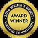 Writer's Digest Award Winning Stry