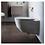 Thumbnail: Pakabinamas WC Laufen PRO su dangčiu