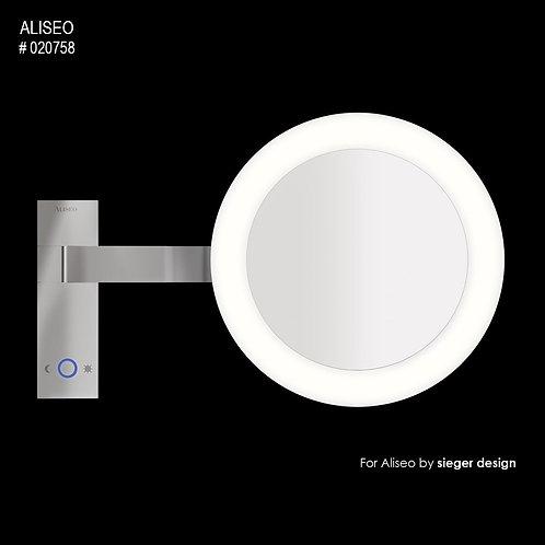 Aliseo kosmetinis veidrodis LED MOON DANCE