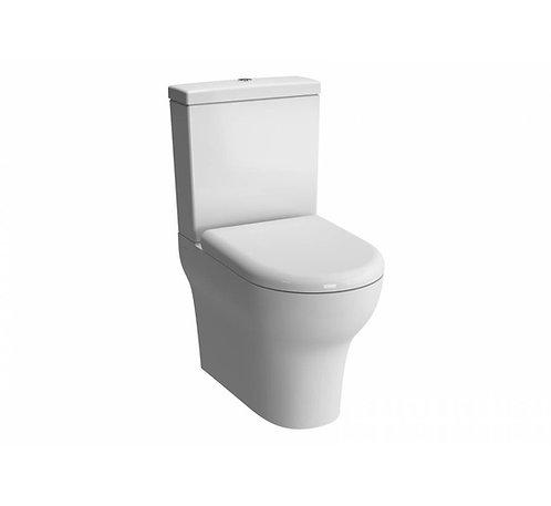 Pastatomas WC Vitra Zentrum su dangčiu