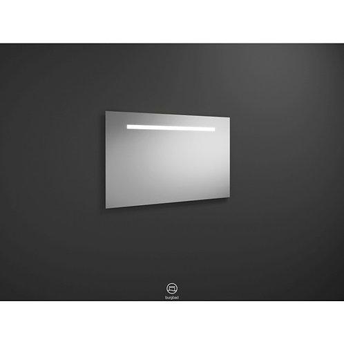 Burgbad veidrodis su apšvietimu