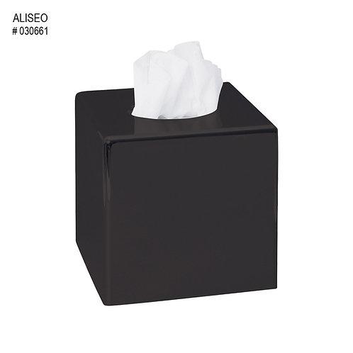 Aliseo NEXXUS Servetėlių dėžutė juoda