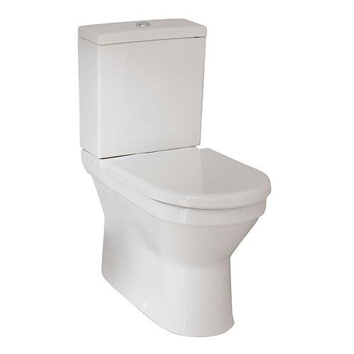 Pastatomas WC Vitra S50 su dangčiu