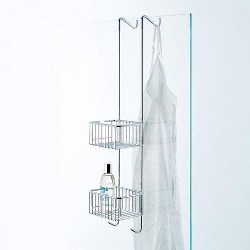 Decor Walther Dušo krepšys pakabinamas ant stiklo DW HGK