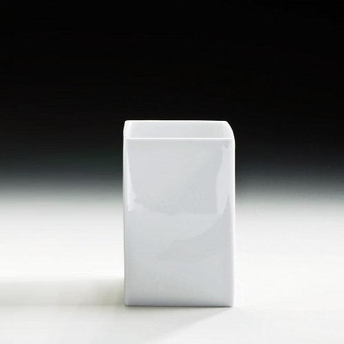 Decor Walther Stiklinė kvadratinė porcelianas DW 627