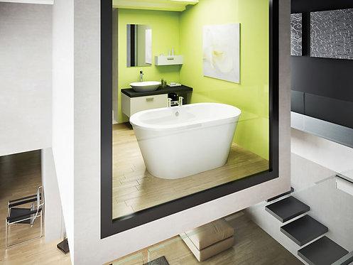 Laisvai pastatoma vonia Nouveau 150x80 cm