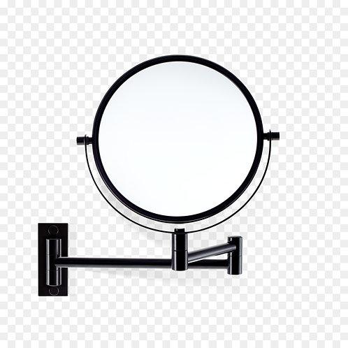 Decor Walther kosmetinis veidrodėlis SPT 33 juodas