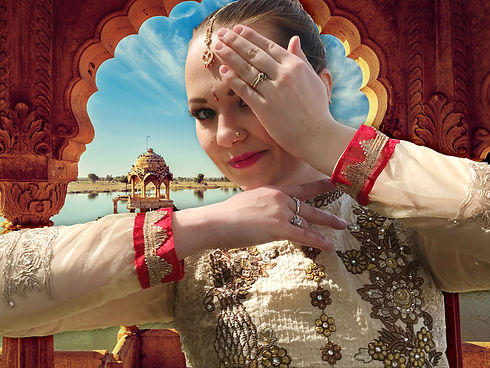 Sanna Soni bollywood dance teacher