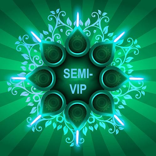 SEMI-VIP-KORTTI erä 3