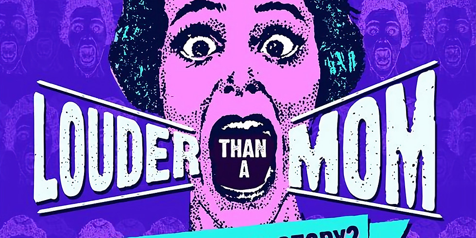 Book Signing at Louder Than a Mom at Martyrs' in Chicago