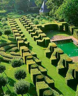 Eyrignac gardens