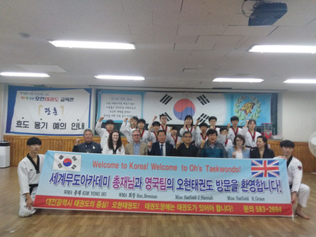 Korea Blog 2019