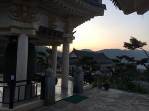 Ilgwando Temple training in Korea. The experience of a life time