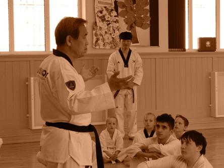 Master Kim Educational Seminar Review