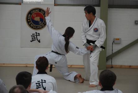 Master Kim Yong Ho Update