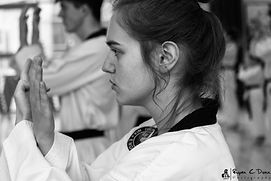 IMG_6888 Taekwondo B&W 2 Lightroom Final