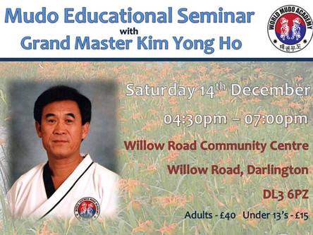 Upcoming Educational Seminar