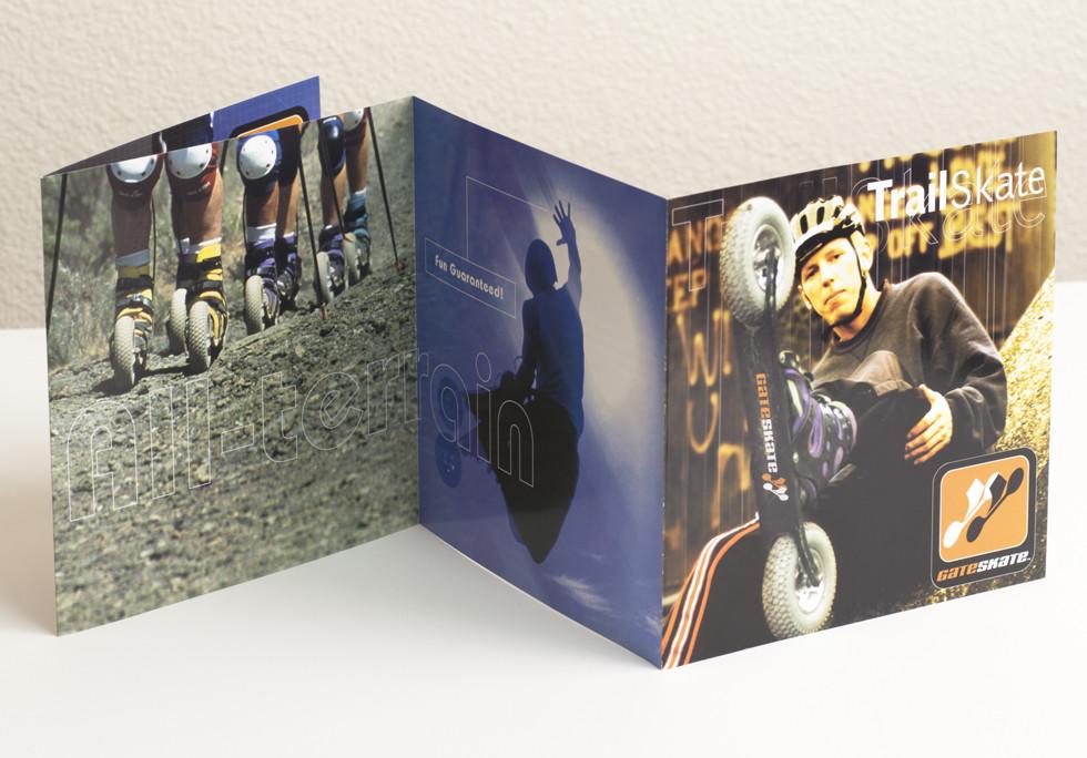 Gate Skate brochure