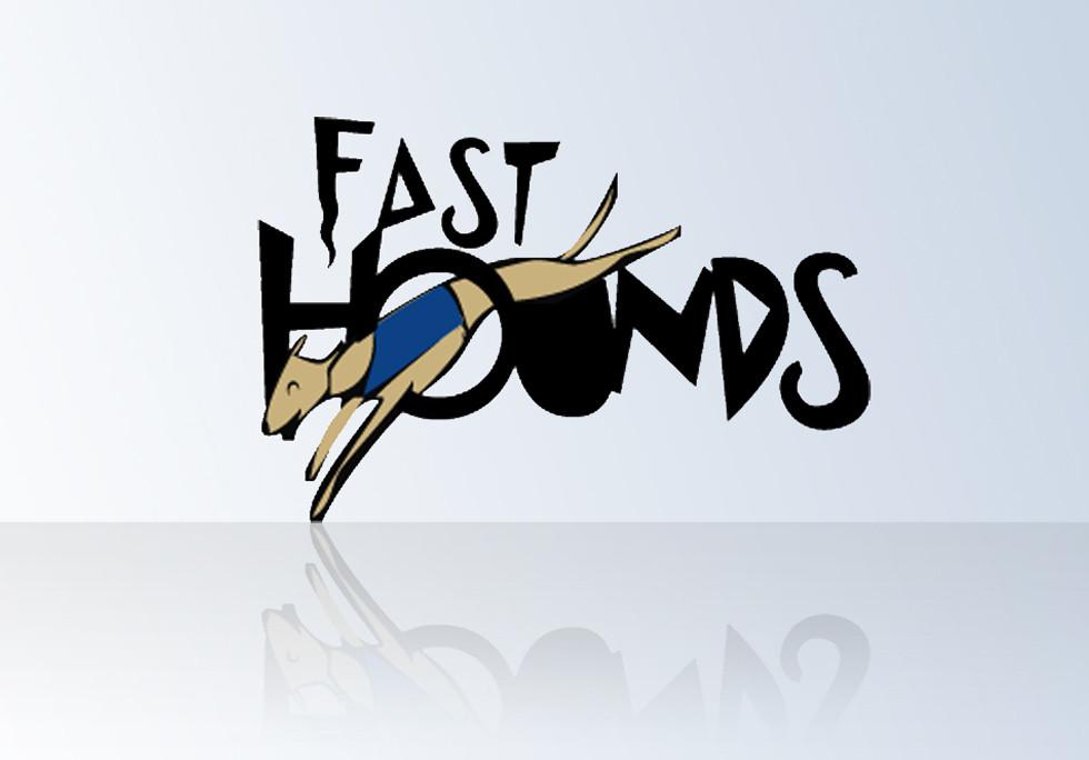Fast Hounds Logo