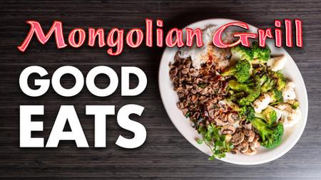 Mongolian Grill   Good Eats