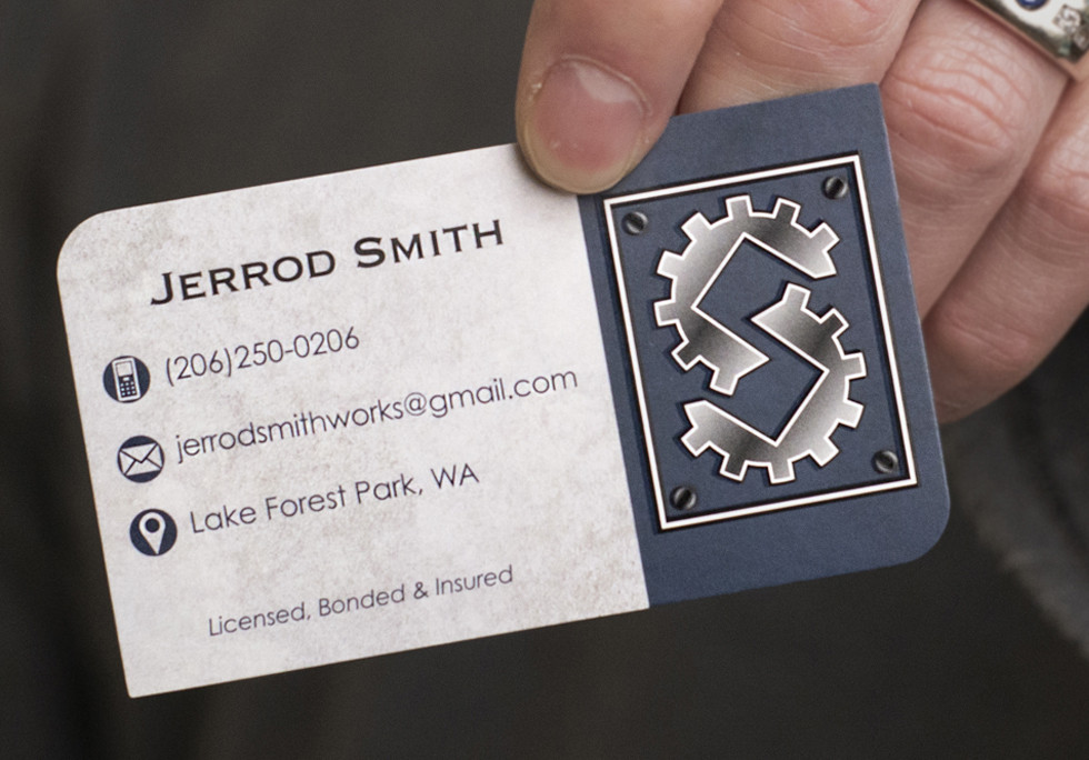 SmithWorks Business Cards