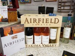 Airfield June 8 wine walk
