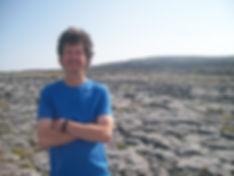 Lesley in the Burren (2).jpg