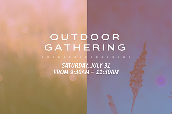 Outdoor Gathering