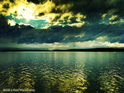 Lake Leelanau Clouds