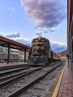 Western Maryland GP30