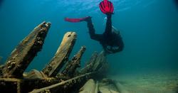 Phil Hartmeyer Thunder Bay Wreck