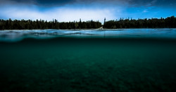 Presque Isle Lake Huron Lighthouse