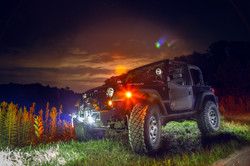 Jeep Wrangler Rubicon Night