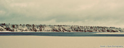 Wintery Michigan