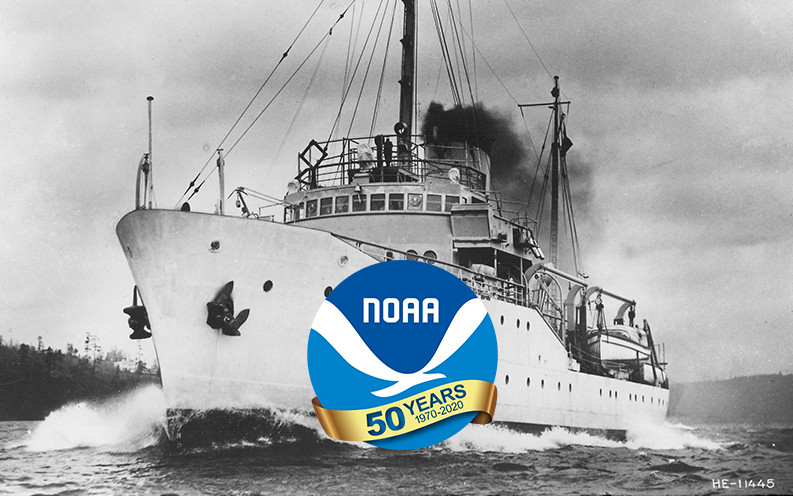 50 Years of NOAA