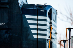 Norfolk and Southern Stripes