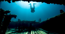 Russ Green Thunder Bay Diver