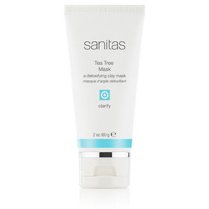Sanitas Tea Tree Mask