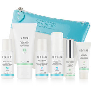 Sanitas Oily Skin Care Kit