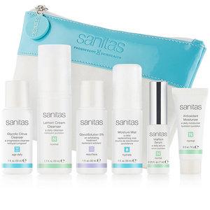 Sanitas Normal Skin Care Kit