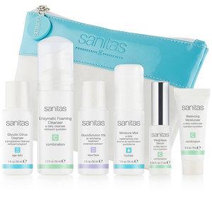 Sanitas Combination Skin Care Kit