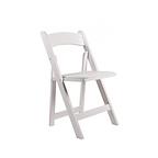 White Resin Chair Rental